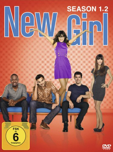 New Girl Staffel 1.2 (2 DVDs)