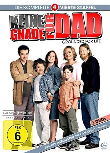 Keine Gnade für Dad (Grounded for Life) Staffel 4 (4 DVDs)