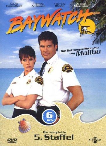 Baywatch Staffel  5 (6 DVDs)