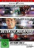 Detektiv Rockford - Die Filme, Teil 2 (4 DVDs)