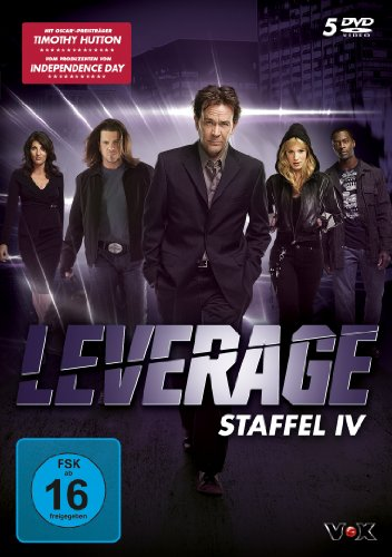 Leverage Staffel 4 (5 DVDs)