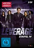 Leverage - Staffel 4 (5 DVDs)