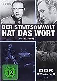 Der Staatsanwalt hat das Wort - Box 4: 1977-1978 (DDR-TV-Archiv) (4 DVDs)