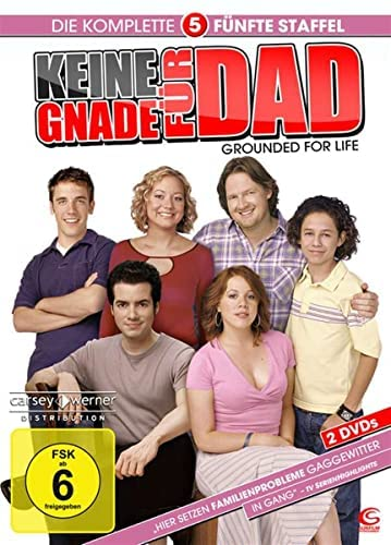 Keine Gnade für Dad (Grounded for Life) Staffel 5 (2 DVDs)