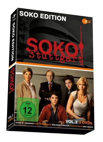 SOKO Stuttgart Vol. 2 (5 DVDs)