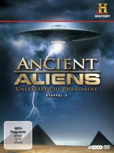 Ancient Aliens - Unerklärliche Phänomene: