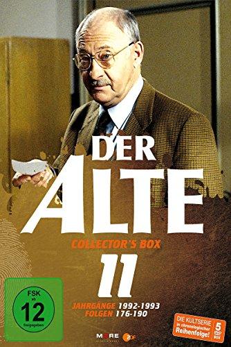 Der Alte Collector's Box Vol.11, Folge 176-190 (5 DVDs)