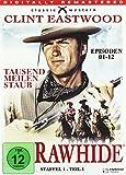Rawhide - Tausend Meilen Staub - Season 1.1 (3 DVDs)
