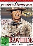 Rawhide - Tausend Meilen Staub - Season 1.2 (3 DVDs)