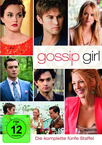 Gossip Girl Staffel 5 (5 DVDs)