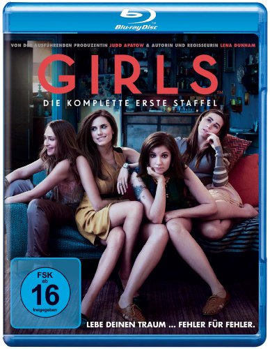 Girls Staffel 1 [Blu-ray]