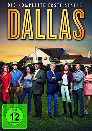 Dallas (2012) - Staffel 1 (3 DVDs) 2012 - Staffel 1 (3 DVDs)