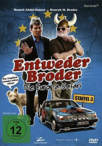 Entweder Broder Die Europa-Safari: Staffel 3