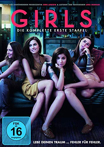 Girls Staffel 1 (2 DVDs)