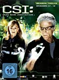 CSI - Season 12 / Box-Set 1 (3 DVDs)