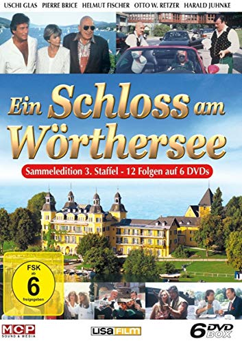 Ein Schloß am Wörthersee Sammeledition Staffel 3 (6 DVDs)