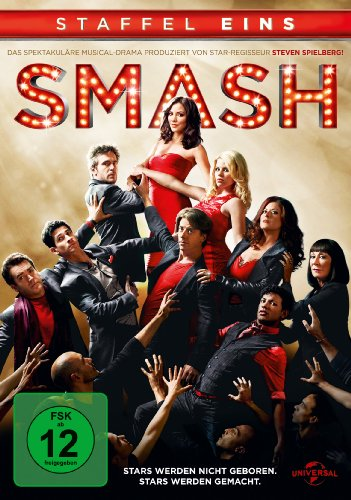 Smash - Staffel 1 (4 DVDs)