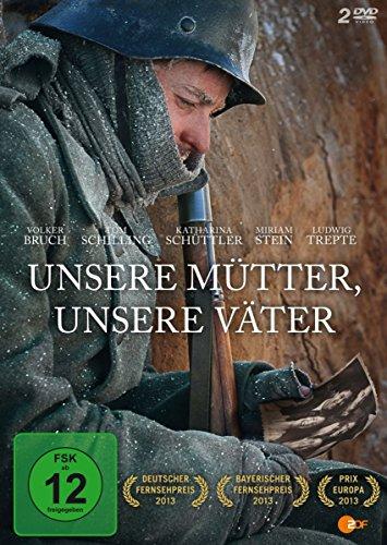 Unsere Mütter, unsere Väter 2 DVDs