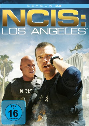NCIS Los Angeles - Season  2.2 (3 DVDs) Season 2.2 (3 DVDs)