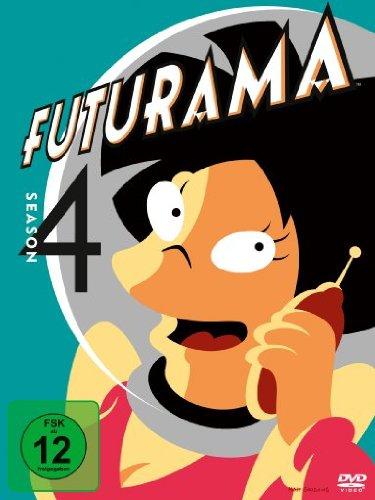Futurama Season 4 (4 DVDs)