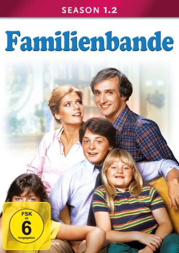 Familienbande Season 1.2 (2 DVDs)