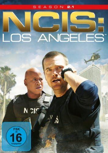 NCIS Los Angeles Season 2.1 (3 DVDs)