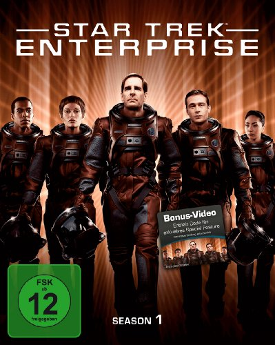 Star Trek - Enterprise: Season 1 [Blu-ray]