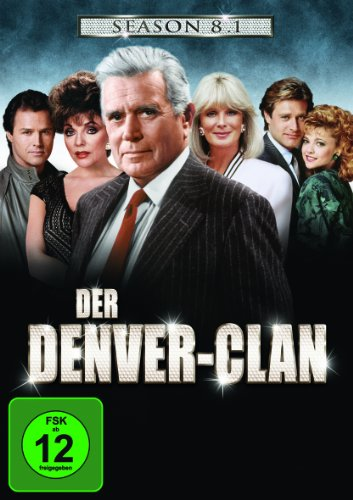 Der Denver-Clan Season 8.1 (3 DVDs)
