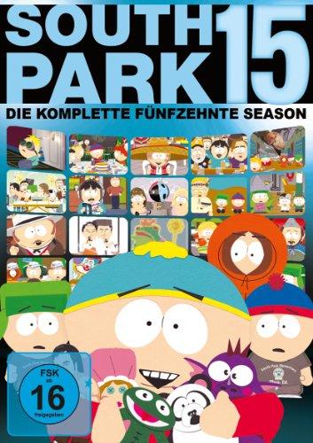 South Park Staffel 15 (3 DVDs)