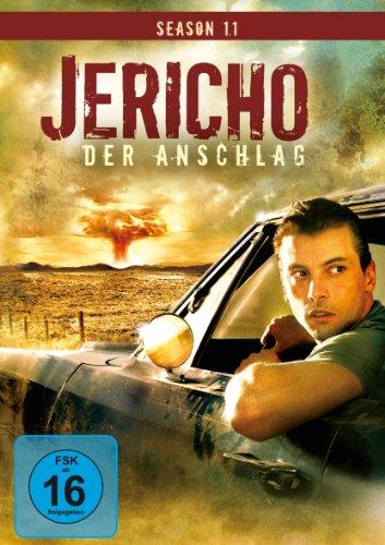 Jericho - Der Anschlag: Staffel 1.1 (3 DVDs)