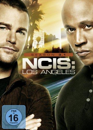 NCIS Los Angeles - Season  3.1 (3 DVDs) Season 3.1 (3 DVDs)