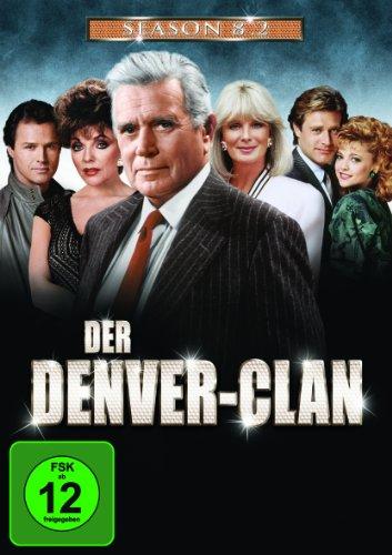 Der Denver-Clan Season 8.2 (3 DVDs)
