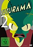 Futurama - Season 2 (4 DVDs)