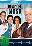 Diagnose: Mord - Staffel 1.1 (2 DVDs)