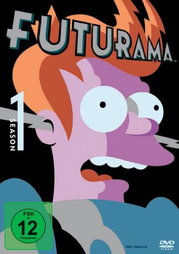 Futurama Season 1 (3 DVDs)