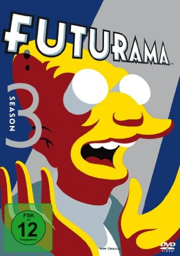 Futurama Season 3 (4 DVDs)