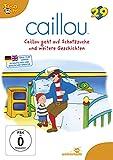 29 - Caillou geht auf Schatzsuche