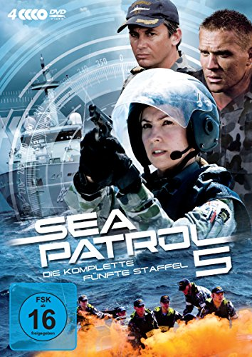 Sea Patrol Staffel 5 (4 DVDs)