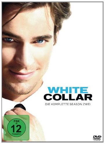 White Collar Staffel 2 (4 DVDs)