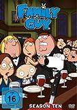 Family Guy - Season 10 (3 DVDs)