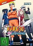 Naruto Shippuden - Staffel  9: Geschichten aus Konoha (Uncut) (3 DVDs)