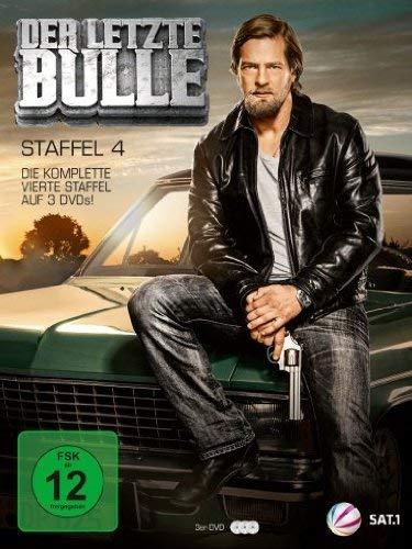 Der letzte Bulle Staffel 4 (3 DVDs)
