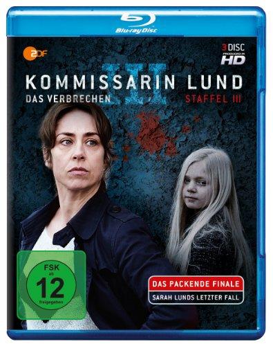 Kommissarin Lund - Das Verbrechen: Staffel 3 [Blu-ray]