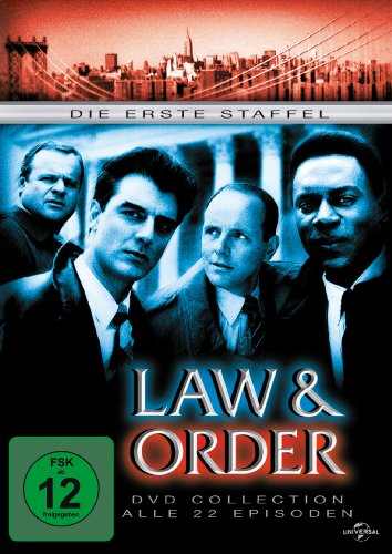 DVD-Law & Order Staffel 1