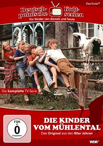 Die Kinder vom Mühlental 2 DVDs