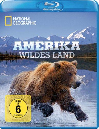 Amerika: Wildes Land Blu-ray