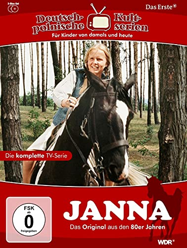 Janna Die komplette TV-Serie (2 DVDs)
