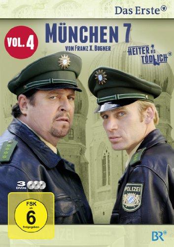 München 7 Staffel 4 (3 DVDs)