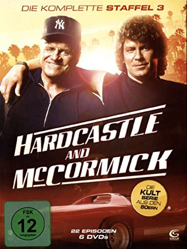 Hardcastle and McCormick Staffel 3 (6 DVDs)
