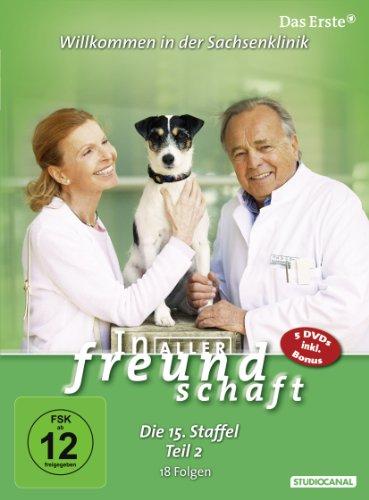 In aller Freundschaft Staffel 15, Teil 2 (5 DVDs)
